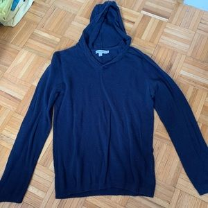 Calvin Klein Sweater Navy Blue L